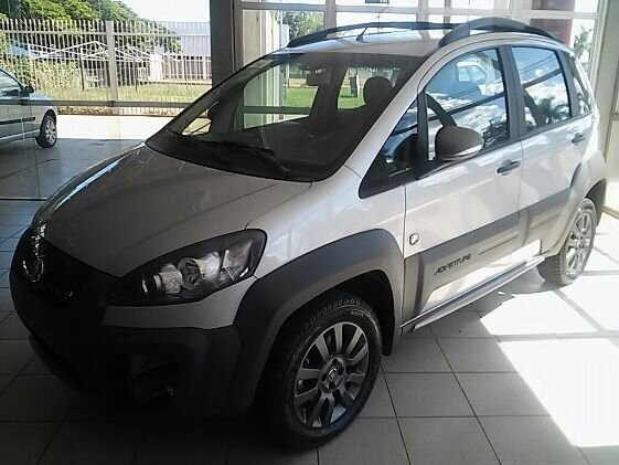 FIAT IDEA ADVENTURE 1.8 DUALOGIC  FLEX