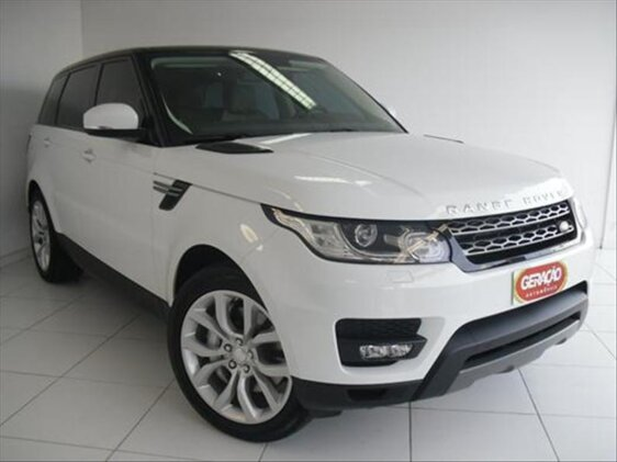 LAND ROVER RANGE ROVER SPORT 3.0 SDV6 HSE 4WD