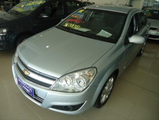 CHEVROLET VECTRA ELEGANCE 2.0  FLEX