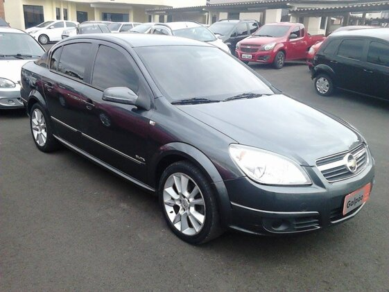CHEVROLET VECTRA ELITE 2.4  FLEX   AUT