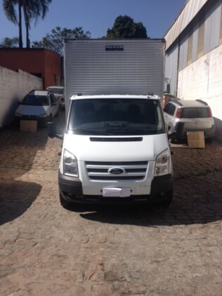 FORD TRANSIT 2.2 TDCI CHASSI CABINE