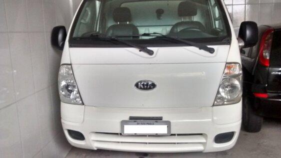KIA BONGO K-2700 4X2 RD SEM CARROCARIA  CAB. SIMPLES