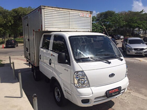 KIA BONGO K-2700 STD RS 4X4  CAB. DUPLA