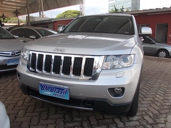 JEEP GRAND CHEROKEE LIMITED 3.6  AUT