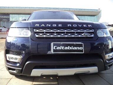 LAND ROVER RANGE ROVER 3.0 TDV6 BLACK 4WD
