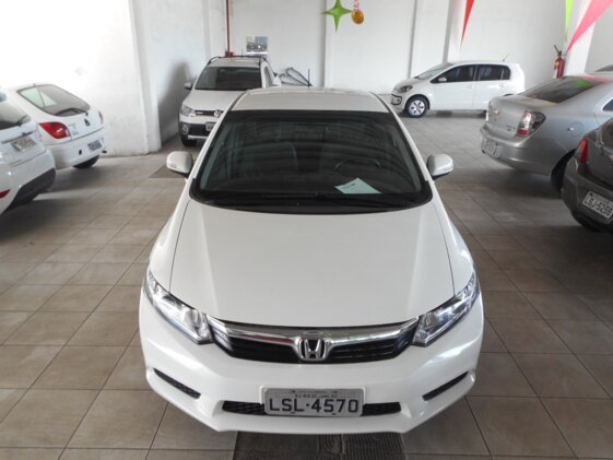 HONDA NEW CIVIC LXL 1.8 16V I-VTEC  AUT   FLEX