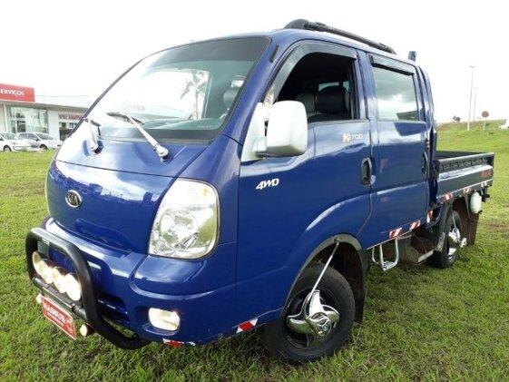 KIA BONGO K-2700 DLX RS 4X4  CAB. DUPLA