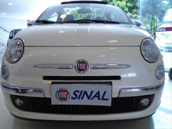 FIAT 500 CABRIO 1.4 MULTIAIR  AUT