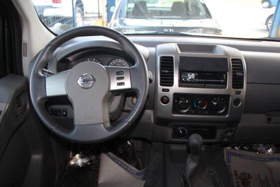 NISSAN FRONTIER SEL 4X4 2.5 16V  CAB. DUPLA