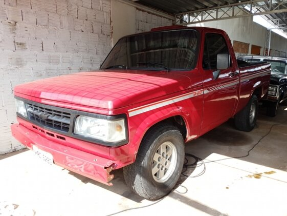 CHEVROLET D20 PICK UP CHAMP1 4.0  CAB SIMPLES