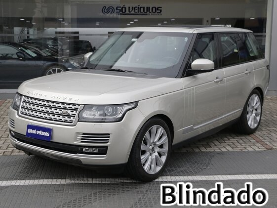 LAND ROVER RANGE ROVER 5.0 SUPERCHARGED VOGUE SE