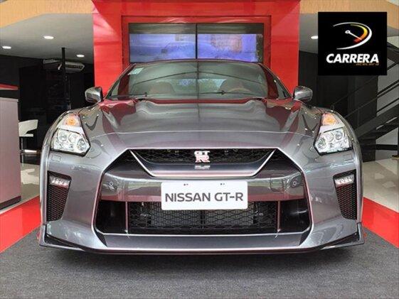 NISSAN GT-R 3.8 V6 PREMIUM 4WD