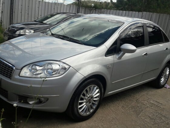 FIAT LINEA ABSOLUTE 1.8 16V DUALOGIC  FLEX