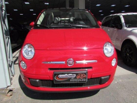 FIAT 500 CABRIO DUALOGIC 1.4 EVO  FLEX