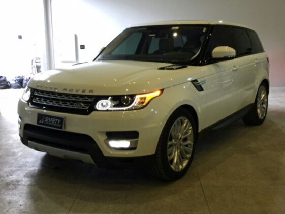 LAND ROVER RANGE ROVER SPORT 3.0 S/C HSE 4WD