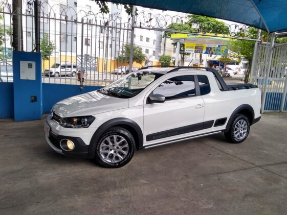 VOLKSWAGEN SAVEIRO CROSS 1.6 16V MSI CE  FLEX