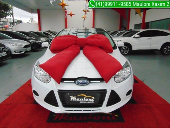 FORD FOCUS HATCH S 1.6 16V TIVCT POWERSHIFT  AUT