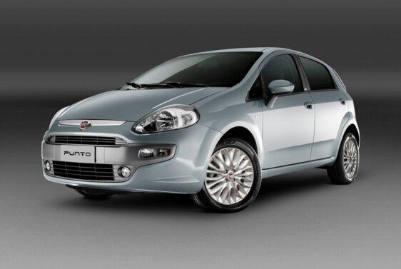 FIAT PUNTO ESSENCE 1.6 16V  FLEX