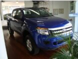 Ford Ranger 2.5 Flex 4x2 CD XLS Prata