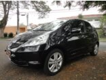 Honda New Fit EX 1.5 16V (flex) Preto