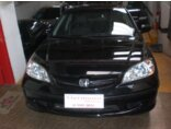 Honda Civic Sedan LXL 1.7 16V (aut) Preto