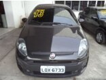 Fiat Punto BlackMotion 1.8 16V (Flex) Preto