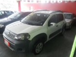 Fiat Uno Way 1.0 8V (Flex) 4p Branco