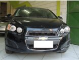 Chevrolet Sonic Hatch LT Preto
