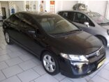 Honda New Civic LXS 1.8 Preto