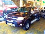 Toyota Hilux SRV 4X4 3.0 (cab dupla) (aut) Vinho