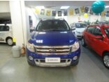 Ford Ranger 2.5 Flex 4x2 CD Limited Azul