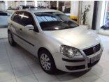Volkswagen Polo Hatch. 1.6 8V E-Flex (Flex) Prata
