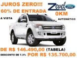 Ford Ranger 3.2 TD 4x4 CD Limited Auto Branco