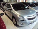 Chevrolet Cobalt LTZ 1.4 8V (Flex) Prata