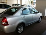 Toyota Etios Sedan XLS 1.5 (Flex) Prata