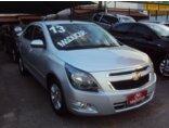 Chevrolet Cobalt LTZ 1.8 8V (Flex) Prata