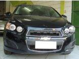 Chevrolet Sonic Hatch LT Preto