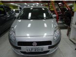 Fiat Punto Attractive 1.4 (Flex) Prata