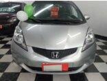 Honda New Fit LX 1.4 (flex) Prata