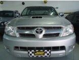 Toyota Hilux SRV 4X4 3.0 (cab dupla) (aut) Prata