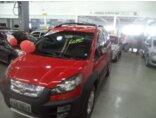 Fiat Idea Adventure 1.8 16V E.TorQ Vermelho