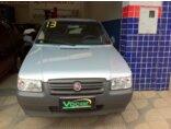 Fiat Uno Way 1.0 8V (Flex) 4p Prata