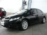 Honda New Civic LXL 1.8 16V i-VTEC (aut) (flex) Preto