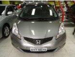 Honda New Fit DX 1.4 Flex (aut) Cinza
