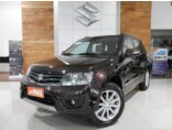 Suzuki Grand Vitara Limited Edition  2.0 16V 2WD (Aut) 2013/2014 4P Marrom Gasolina