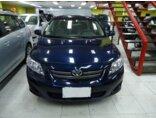 Toyota Corolla Sedan XLi 1.8 16V (flex) (aut) Azul