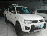 Mitsubishi L200 Triton 3.5 V6 (Flex) (Aut) Branco
