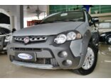 Fiat Strada Adventure 1.8 16V (Flex)(Cab Estendida) 2012/2013 4P Prata Flex