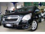 Chevrolet Cobalt LT 1.8 8V (Flex) 2013/2014 4P Preto Flex