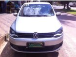 Volkswagen Fox 1.6 8V (Flex) 2009/2010 4P Prata Flex